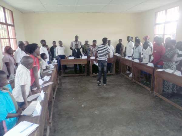 Formation GN à Kitchanga (2)