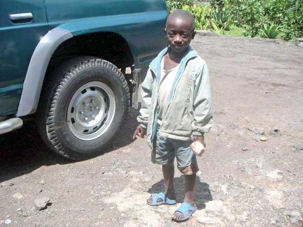 Moïse, perdu en 2007
