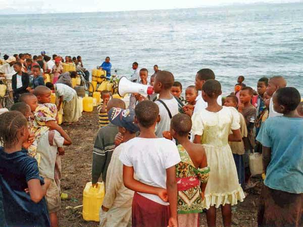 Club d'enfants CEE de Goma